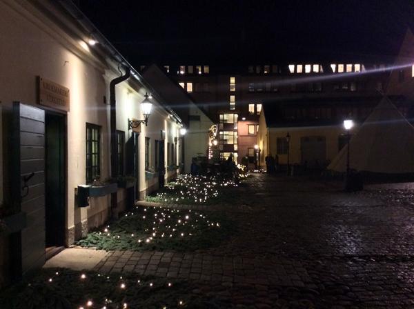 dags för alla julmarknader i Göteborg